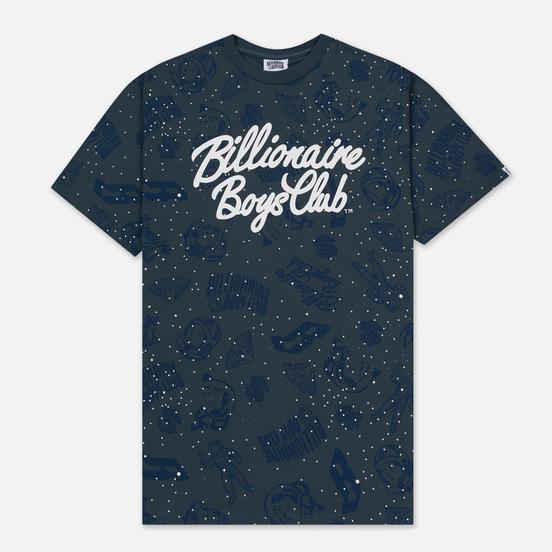 Мужская футболка Billionaire Boys Club Galaxy All-Over Print Blue