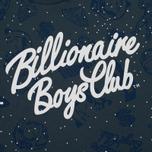 Мужская футболка Billionaire Boys Club Galaxy All-Over Print Blue фото- 2