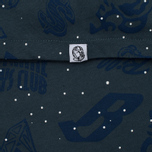 Мужская футболка Billionaire Boys Club Galaxy All-Over Print Blue фото- 3