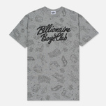 Мужская футболка Billionaire Boys Club Galaxy All-Over Print Heather Grey фото- 0