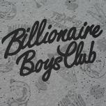 Мужская футболка Billionaire Boys Club Galaxy All-Over Print Heather Grey фото- 2