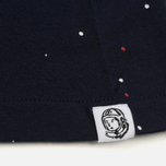 Мужская футболка Billionaire Boys Club Galaxy Astronaut Navy фото- 3