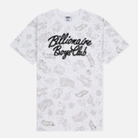 Мужская футболка Billionaire Boys Club Galaxy Reflective AO White фото- 0