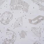 Мужская футболка Billionaire Boys Club Galaxy Reflective AO White фото- 2