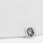 Мужская футболка Billionaire Boys Club Gentleman Straight Logo White фото- 3