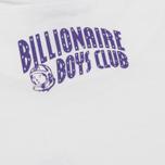 Мужская футболка Billionaire Boys Club Gentleman Straight Logo White фото- 4