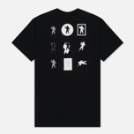 Мужская футболка Billionaire Boys Club Incorrect Uses SS Black фото- 4