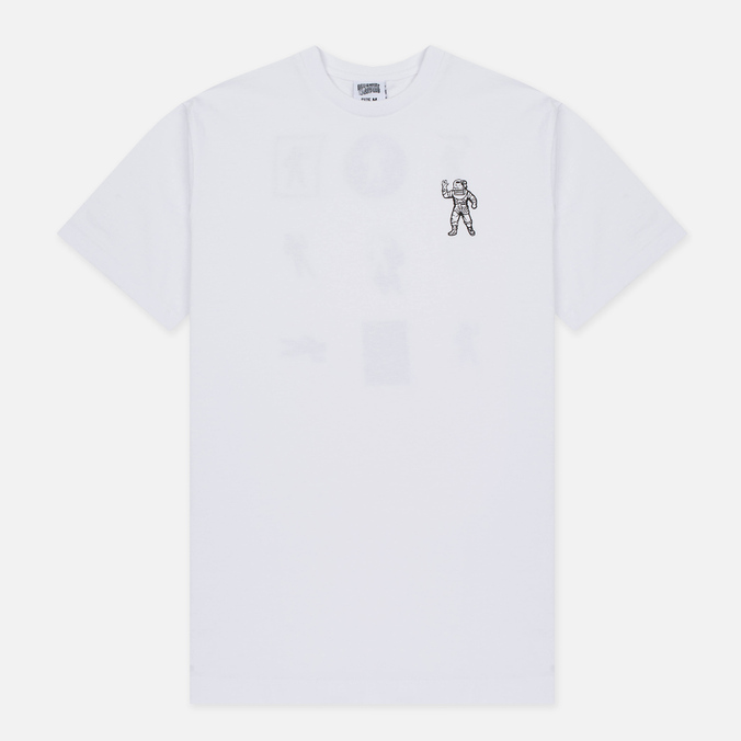 Мужская футболка Billionaire Boys Club Incorrect Uses SS White