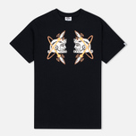 Мужская футболка Billionaire Boys Club Kings Head Black фото- 0