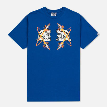 Мужская футболка Billionaire Boys Club Kings Head Blue