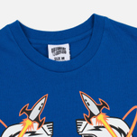 Мужская футболка Billionaire Boys Club Kings Head Blue фото- 1