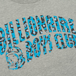 Мужская футболка Billionaire Boys Club Leopard Arch Logo Heather Grey фото- 2