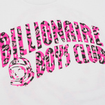 Мужская футболка Billionaire Boys Club Leopard Arch Logo White фото- 2