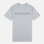 Мужская футболка Billionaire Boys Club Monaco Grey Heather фото- 0