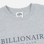 Мужская футболка Billionaire Boys Club Monaco Grey Heather фото- 1