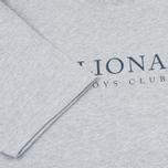 Мужская футболка Billionaire Boys Club Monaco Grey Heather фото- 4