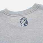 Мужская футболка Billionaire Boys Club Monaco Grey Heather фото- 5
