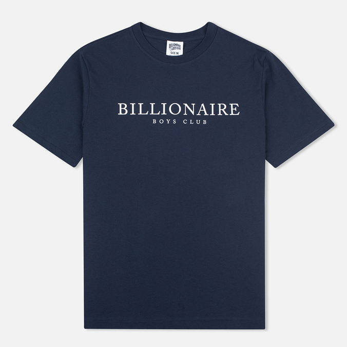 Мужская футболка Billionaire Boys Club Monaco Navy