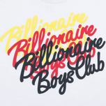 Мужская футболка Billionaire Boys Club Club Multi Script White фото- 2