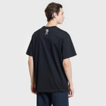 Мужская футболка Billionaire Boys Club Oscillating Logo Black фото- 3