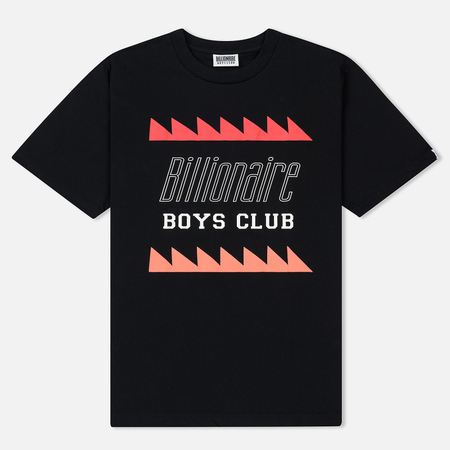 Мужская футболка Billionaire Boys Club Oscillating Logo Black