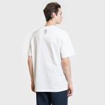 Мужская футболка Billionaire Boys Club Oscillating Logo White фото- 3