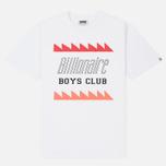 Мужская футболка Billionaire Boys Club Oscillating Logo White фото- 0
