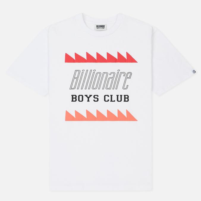 Мужская футболка Billionaire Boys Club Oscillating Logo White