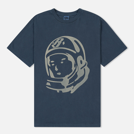 Мужская футболка Billionaire Boys Club Overdye Astro Navy
