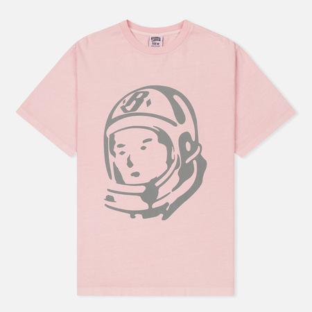 Мужская футболка Billionaire Boys Club Overdye Astro Pink