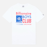 Мужская футболка Billionaire Boys Club Processed White фото- 0