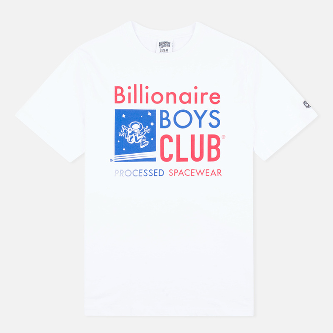 Мужская футболка Billionaire Boys Club Processed White