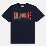 Мужская футболка Billionaire Boys Club Racing Logo Dark Blue фото- 0