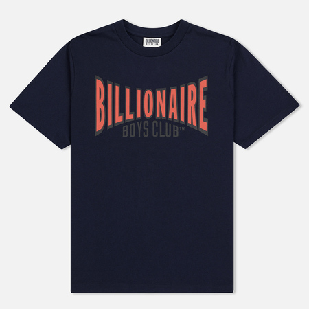Мужская футболка Billionaire Boys Club Racing Logo Dark Blue