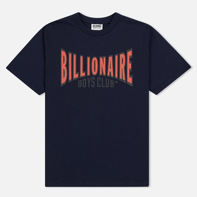 Мужская футболка Billionaire Boys Club Racing Logo Dark Blue