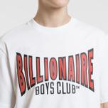 Мужская футболка Billionaire Boys Club Racing Logo White фото- 3