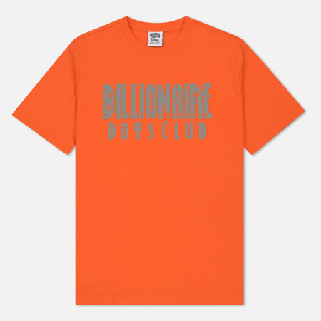 Мужская футболка Billionaire Boys Club Reflective Logo Cyber Orange