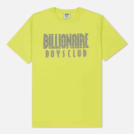 Мужская футболка Billionaire Boys Club Reflective Logo Cyber Yellow