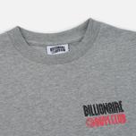 Мужская футболка Billionaire Boys Club Satellite Flight Heather Grey фото- 1