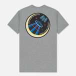 Мужская футболка Billionaire Boys Club Satellite Flight Heather Grey фото- 4