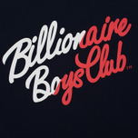 Мужская футболка Billionaire Boys Club Script Logo Raglan Navy/Grey фото- 2