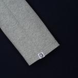 Мужская футболка Billionaire Boys Club Script Logo Raglan Navy/Grey фото- 3