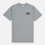 Мужская футболка Billionaire Boys Club Small Arch Logo Heather Grey фото- 0