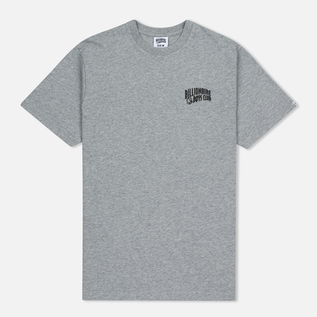 Мужская футболка Billionaire Boys Club Small Arch Logo Heather Grey