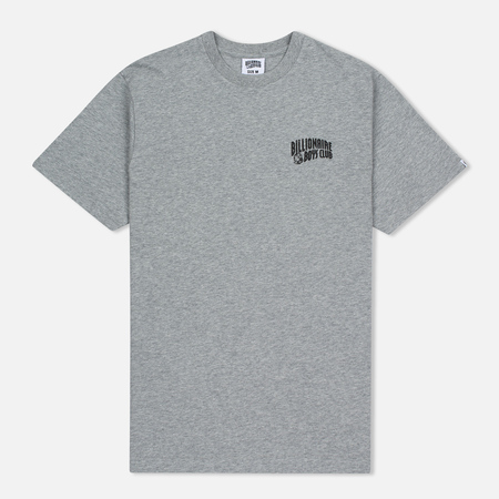 Billionaire Boys Club Small Arch Logo Men's t-shirt Heather Grey