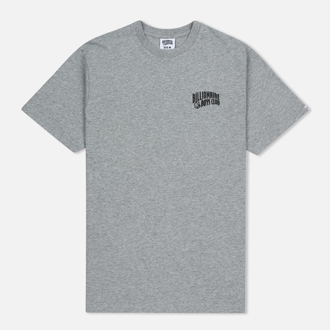 Мужская футболка Billionaire Boys Club Small Arch Logo Heather Grey