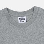 Мужская футболка Billionaire Boys Club Small Arch Logo Heather Grey фото- 1