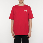 Мужская футболка Billionaire Boys Club Small Arch Logo Red фото- 5