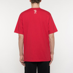 Мужская футболка Billionaire Boys Club Small Arch Logo Red фото- 6