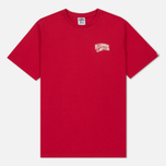 Мужская футболка Billionaire Boys Club Small Arch Logo Red фото- 0
